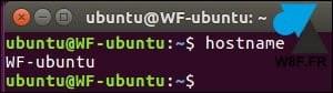 Renombrar un ordenador Ubuntu o Debian