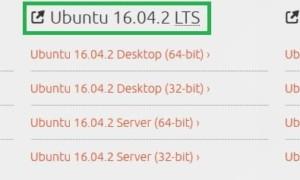 Cómo cambiar a Linux con Ubuntu 16.04.2 LTS Xenial Xerus