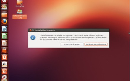 Instalación de Ubuntu 12.10 en un disco duro vacío