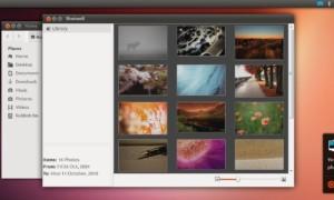Ubuntu, ver sin instalar y descargar
