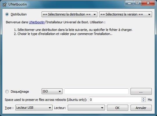 UnetBootIn, piensa en descargar una nueva versión