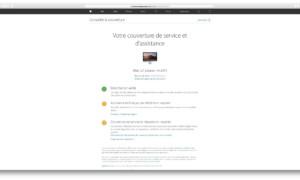 Compruebe la garantía de su iPhone, iPad, Mac, Apple TV