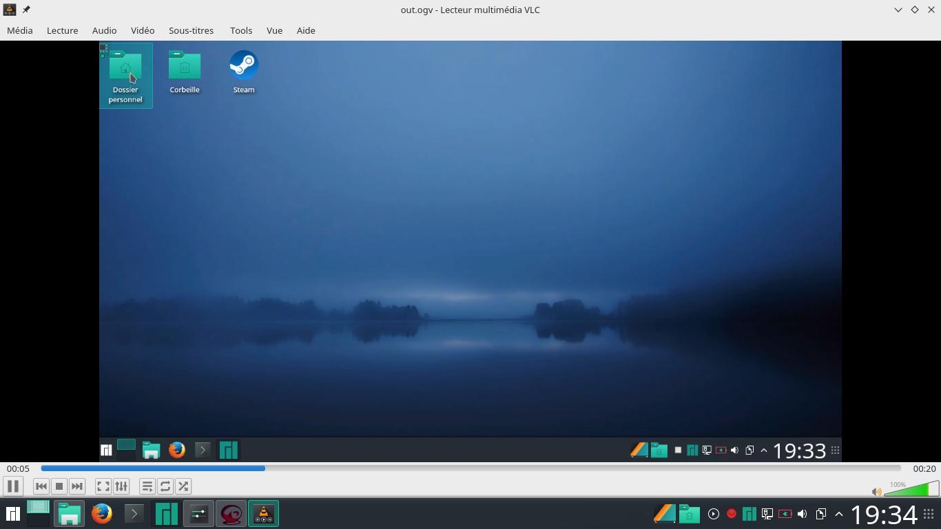 Cómo filmar su pantalla bajo Linux