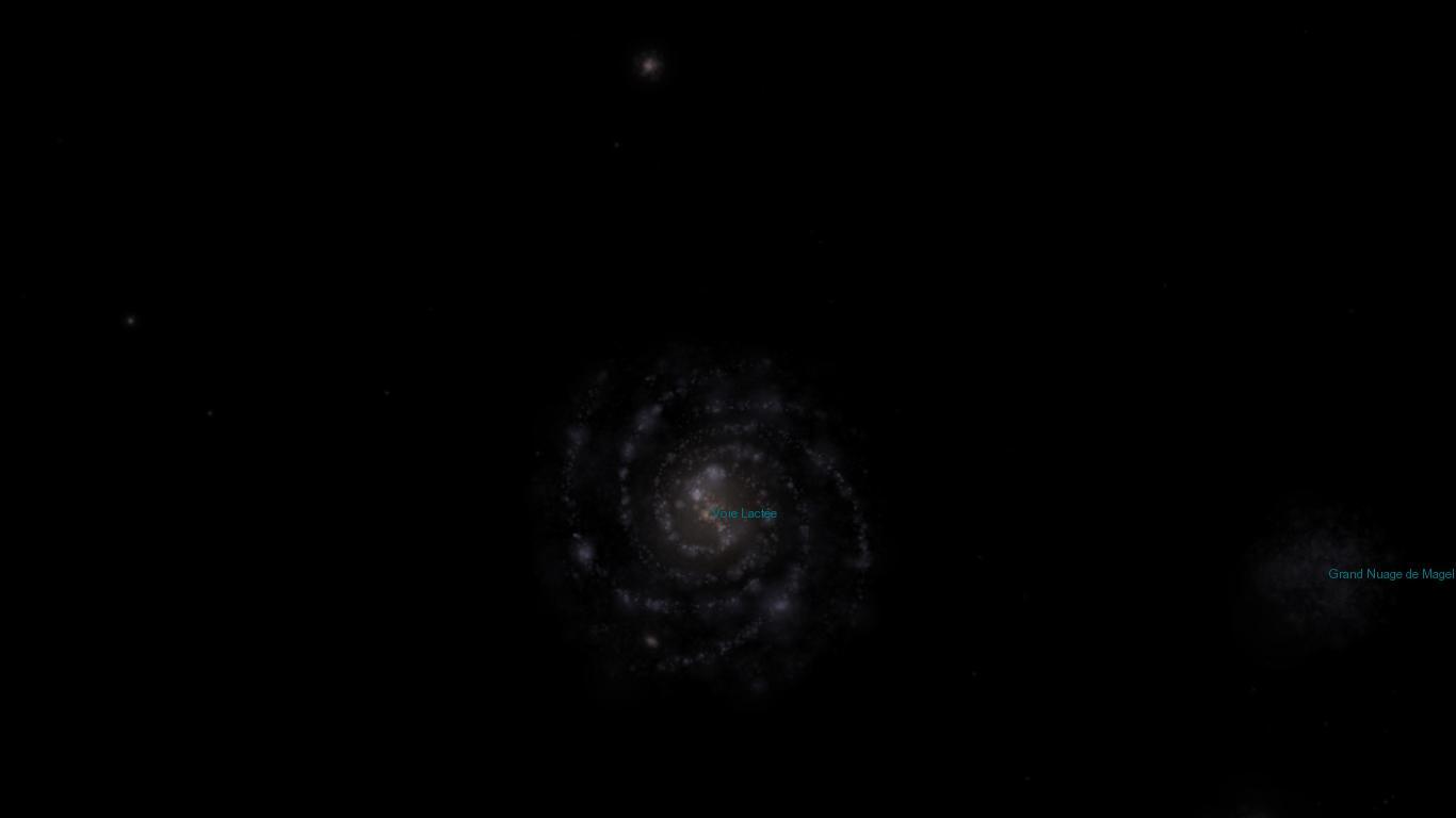 Un pequeño recorrido por el espacio con Celestia