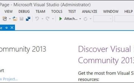 Visual Studio 2013: cambiar los colores