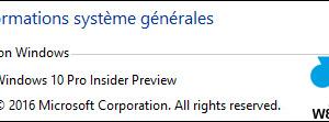 Instalación de Windows 10 Redstone Preview 14295