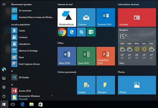 Instalar la actualización de Windows 10 Anniversary 1607