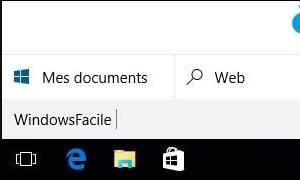 Windows 10: eliminar la barra de búsqueda