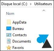 Windows 10: ver archivos y carpetas ocultos