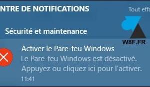 Windows 10: configurar el Firewall