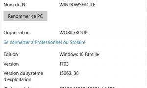 Windows 10: comprobar el procesador (CPU) y la RAM