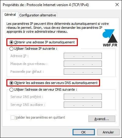 Windows 10: Configurar una dirección IP fija
