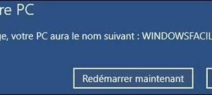 Windows 10: cambiar el nombre del ordenador