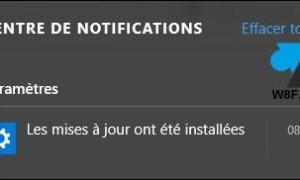 Evitar el reinicio automático después de una actualización de Windows