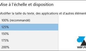 Windows 10: ampliar el tamaño del texto