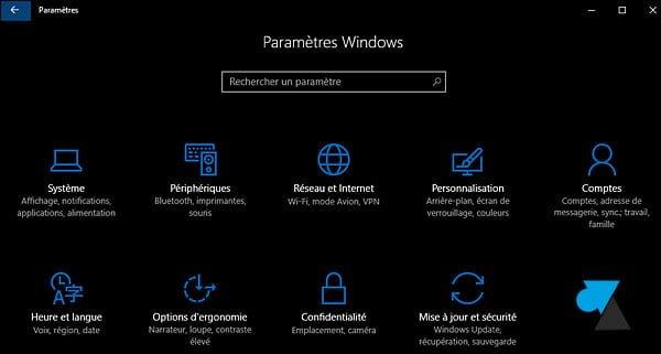 Windows 10: activar el tema negro (modo oscuro)
