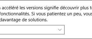 Windows 10: habilitar actualizaciones rápidas