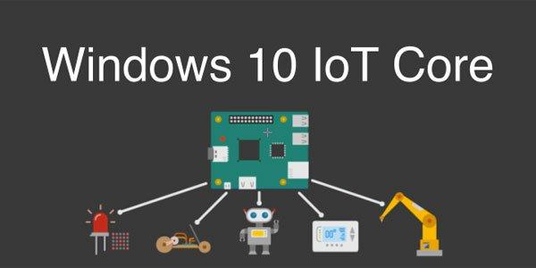 Windows 10 IoT Core en Raspberry Pi