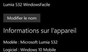 Instala la última actualización de Windows 10 Mobile