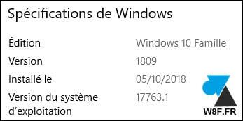 Force Windows 10 October Update 1809 update
