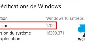 Encuentre la versión exacta de Windows 10