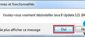 Windows 7: Desinstalación de software