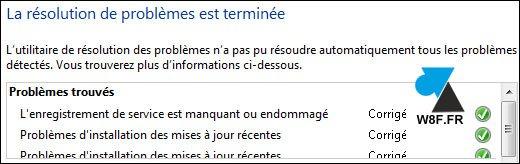 ¿Un error de Windows Update en Windows 7?