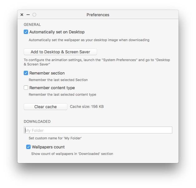 Cambiar automáticamente el fondo de pantalla del Mac (Sierra, El Capitan...)