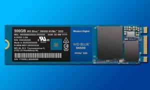 Western Digital lanza la unidad SSD WD Blue en versión NVMe