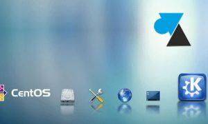 CentOS: eliminar el entorno gráfico de KDE