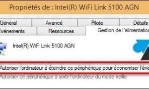 Desactivar el día anterior a la tarjeta wifi