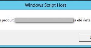 Cambio de la clave de producto de Windows Server 2012