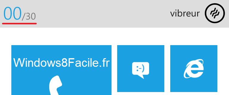 Windows Phone: configure el teléfono para que vibre