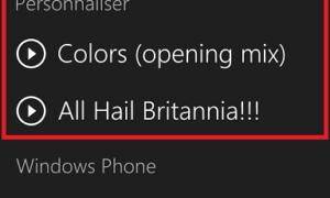 Windows Phone 8: tonos de llamada personalizados