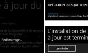 Nokia Lumia: instalar actualizaciones de Windows Phone