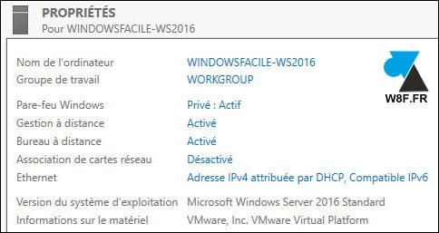 Instalar Windows Server 2016