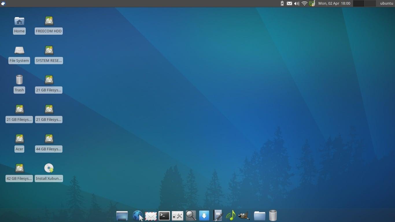 ¿Qué se puede hacer con Linux? Ejemplos con Xubuntu 11.10