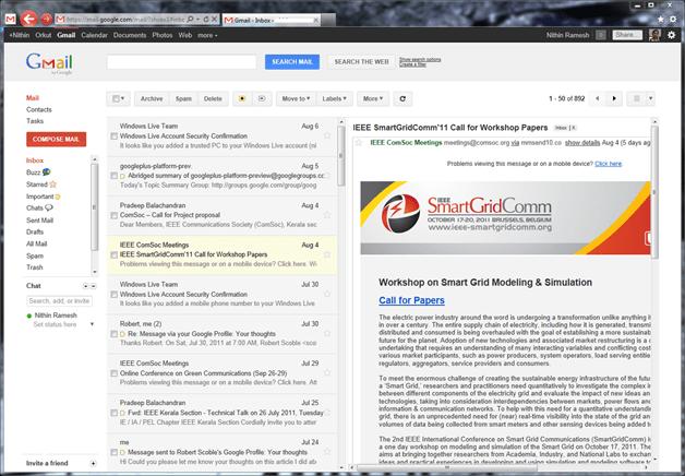 Cómo habilitar el panel de vista previa en Gmail 2