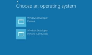 Cómo habilitar y arrancar en Modo a prueba de fallos en Windows 10/8