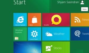 Instalar la vista previa del desarrollador de Windows 8