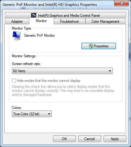 Ajuste su monitor para una mejor resolución de pantalla en Windows 10/8/7
