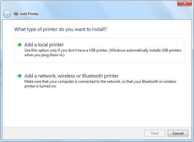 Cómo compartir y agregar una impresora de red en Windows 10/8/7