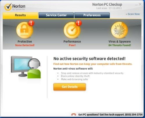 ¿Podemos confiar realmente en Norton PC Checkup Tool! 3