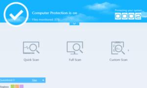 Seguridad de Internet 360 gratuita para Windows; incluye múltiples motores antivirus