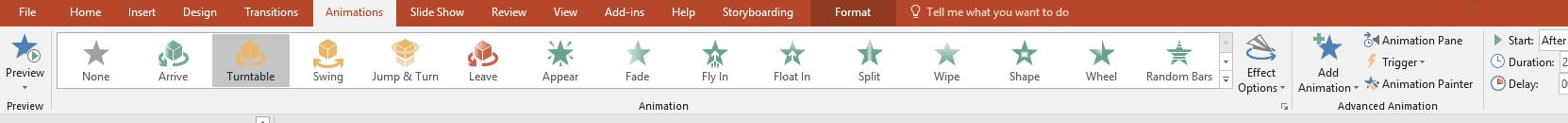 Cómo insertar modelos 3D animados en su presentación de PowerPoint