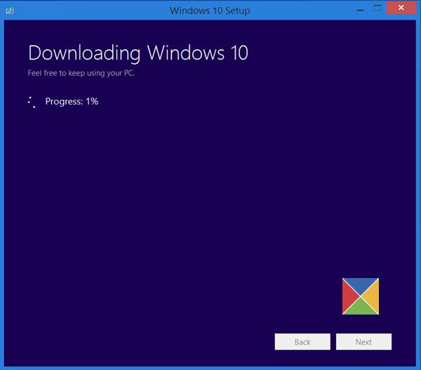 Corregir error de Windows 10 Upgrade 0xa000000400