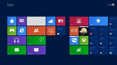 Cambiar el número de filas de azulejos de la aplicación en la pantalla de inicio de Windows 8