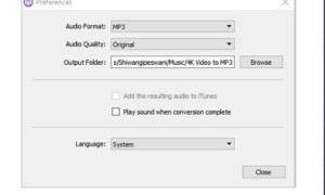Descarga gratuita de herramientas de 4K para descargar videos, imágenes y convertir medios de comunicación