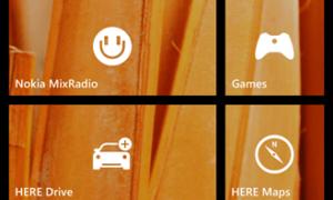 Baldosas de Transparencia: Hacer que los azulejos de Windows Phone sean transparentes