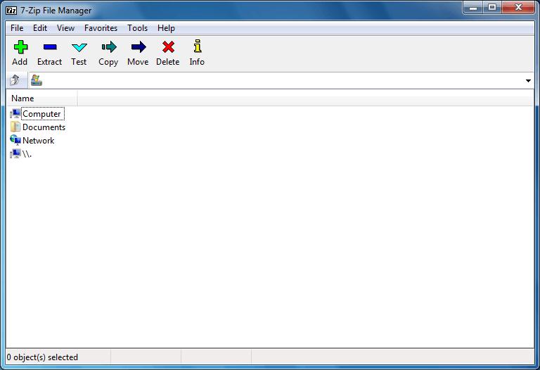 Mejor software gratuito de compresión de archivos para Windows 1